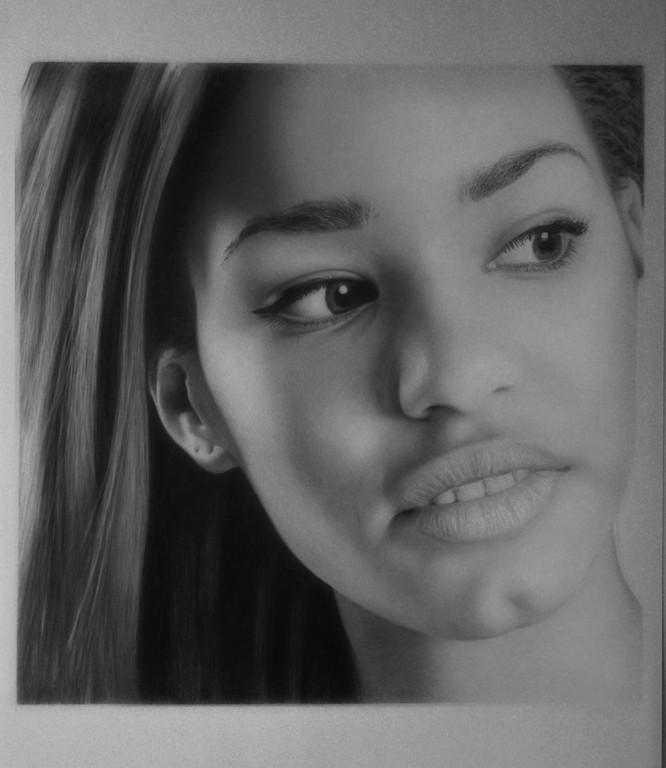 Kreslený portrét A2
