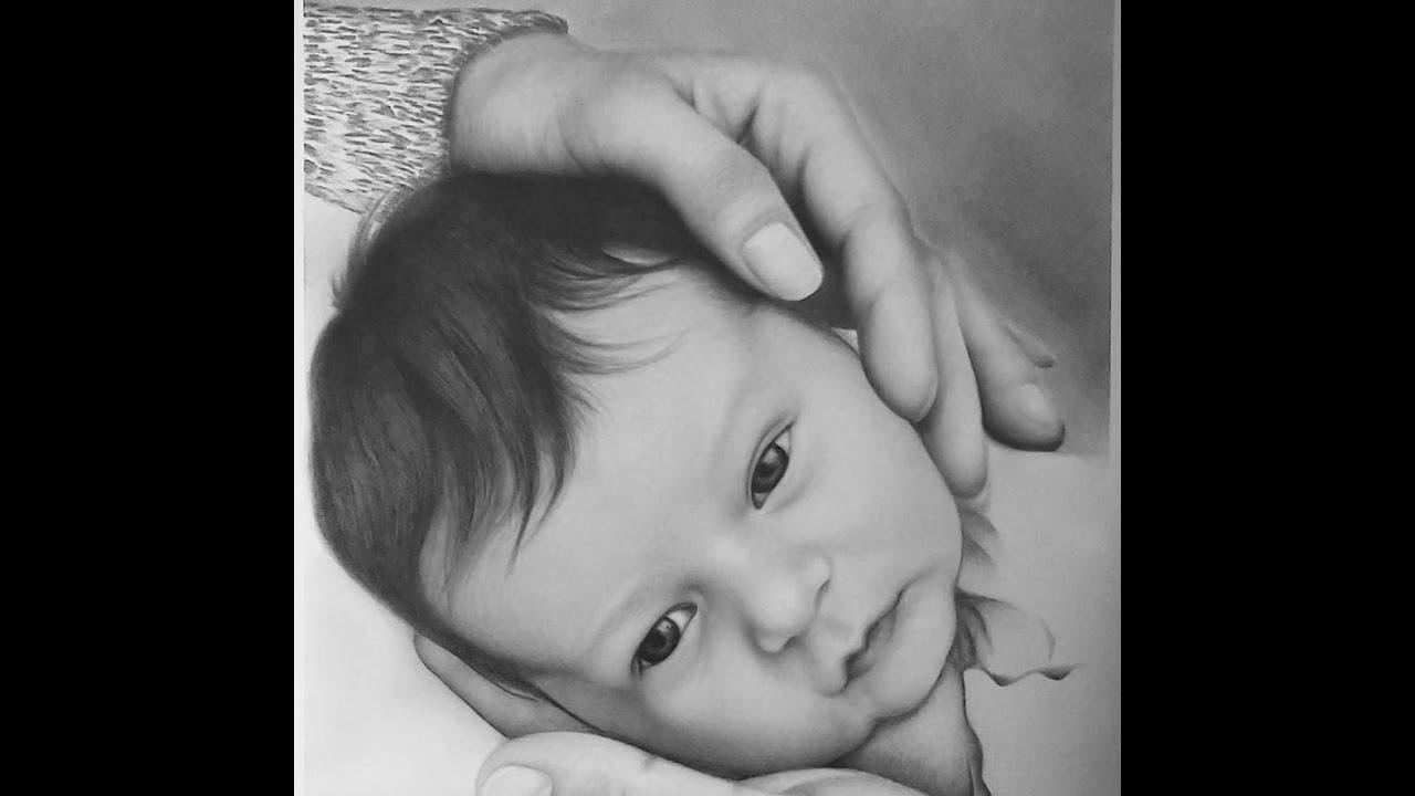 Kreslenie portrétu A3