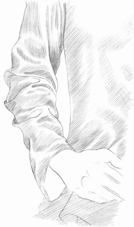 kreslenie-rukavu